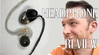 Shure Headphone Review: SE215 vs SE425