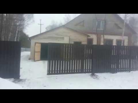 видео: откатные сдвижные ворота евроштакетник doorhan