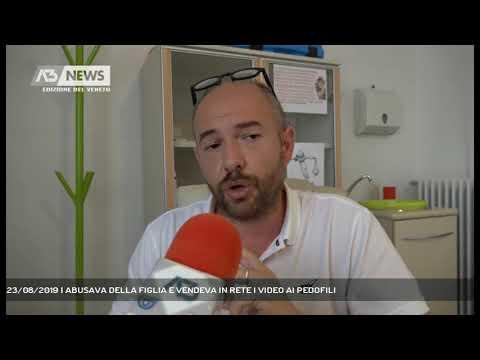 23/08/2019 | ABUSAVA DELLA FIGLIA E VENDEVA IN RET...