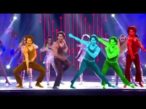 Ultimate dance of Tiger Shroff