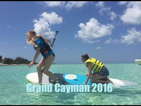 Family Holiday: Grand Cayman 2016