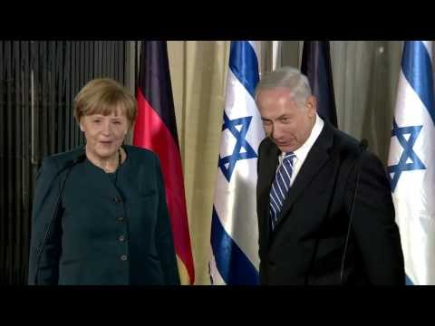 Statements by PM Netanyahu and German Chancellor Angela Merkel