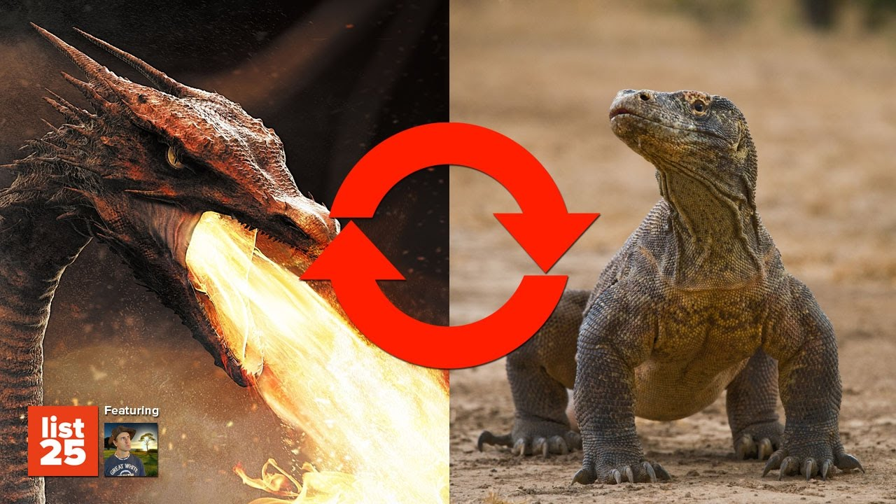 creatures mythical animals epic bizarre wildlife inspired
