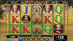 Royal Secrets Online Slot - MASSIVE MASSIVE WIN! Playing Online CASINO Slot!!