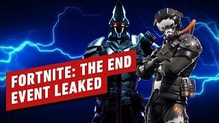 Fortnite: Season 11 'The End' Event Leaks