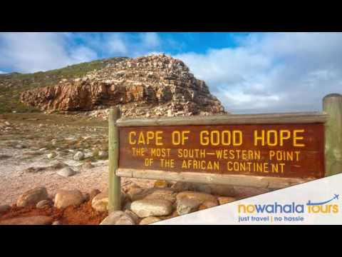 Vacation in Cape Town, South Africa