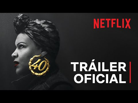 Rapera a los 40   Tráiler oficial   Netflix