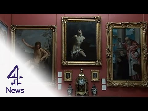 Art made in China: Could you spot a fake work of art? | Channel 4 News