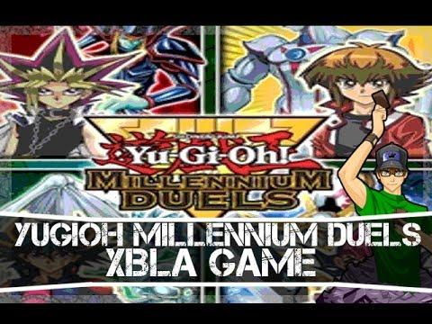 Yugioh Millennium Duels New Xbox Live Arcade Game YouTube