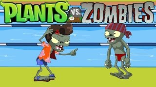 Plants vs. Zombies Animation : Wearing swimsuit
