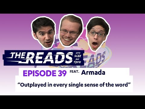 Just Send in Armada || The Reads Episode 39 ft. Armada