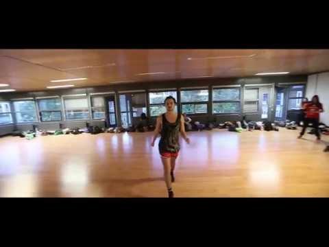 Yanis Marshall (solo) Beyonce 'Grown Woman' - Global Dance Centre 2014