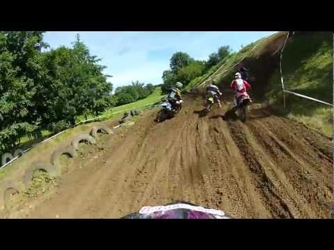 gopro bethenet motcross ufolep 1ere manche série B 29/07/2012