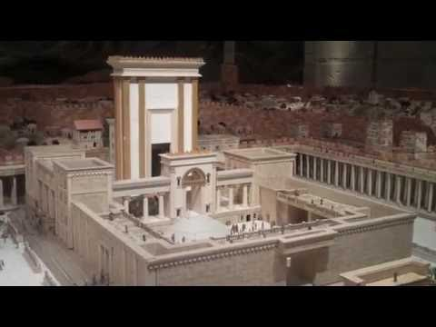 Is the Temple Mount Actually Fortress Antonia?
