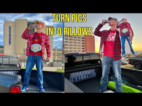 Download Turn Pics Into Pillows