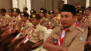 Pembukaan Pramuka PAUDDIKMAS Event Tahun 2018