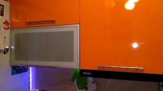 Предновогодняя уборка: как мыть глянцевые фасады на кухне