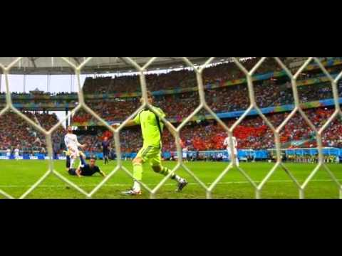 Netherlands produced one of the biggest shocks in World Cup history