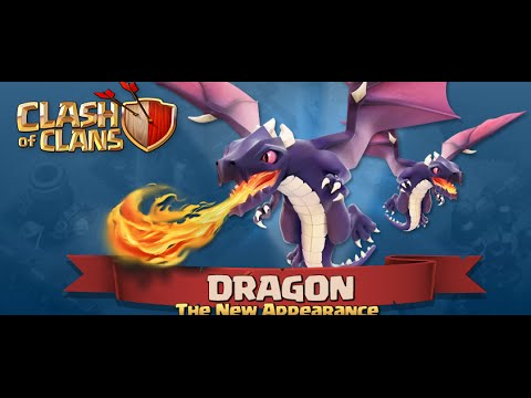 Clash of Clans TH9 vs TH9 Dragon & Balloon (DRAGLOON) 3 Star Attack