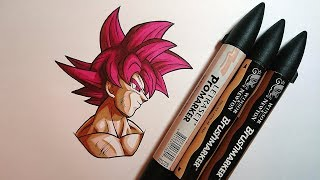 How To Colour Skin Tones | Dragonball Characters