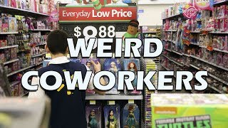 Tales from Retail: Weird Walmart Coworkers (Part 2)