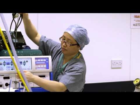 Theatre nursing and ODP jobs at St George's Hospital