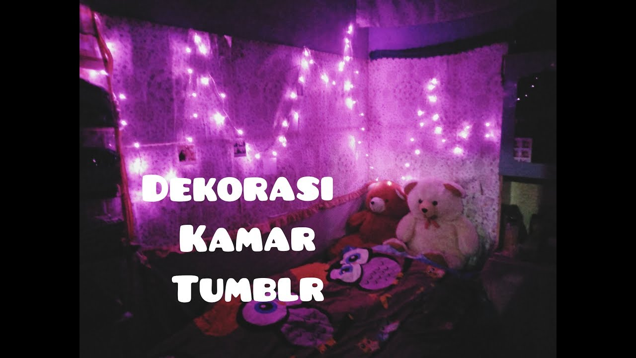 Cara Pasang Dan Review Lampu Tumblr By Aji Aizen
