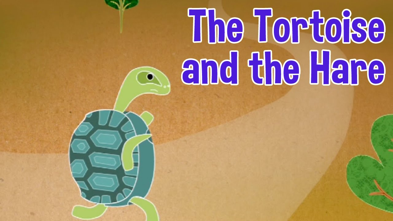 The Tortoise And The Hare Fairy Tale By Oxbridge Baby