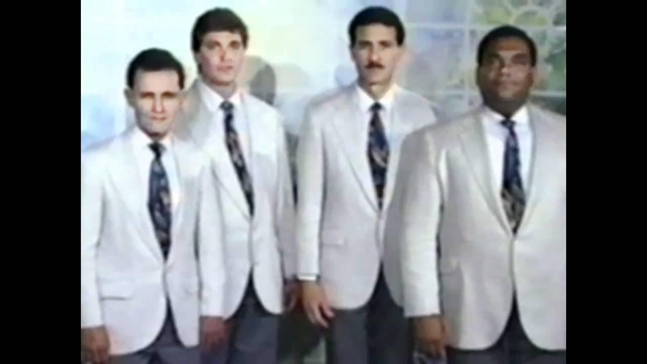 Cuarteto Shalom 1989 - Al Salvador Jesús