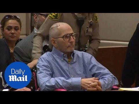 Robert Durst is wheeled into court for L.A. murder trial  Daily Mail
