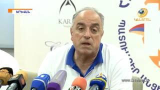 Հայրենիքում են հայ մարզիկներ աշխարհի տարբեր երկրներից, ավելի քան 1200 հոգի