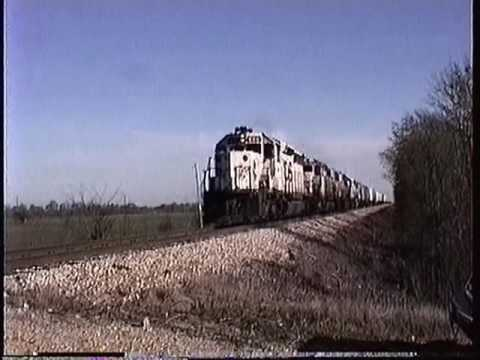55 Years of the Kansas City Southern 1953-2008