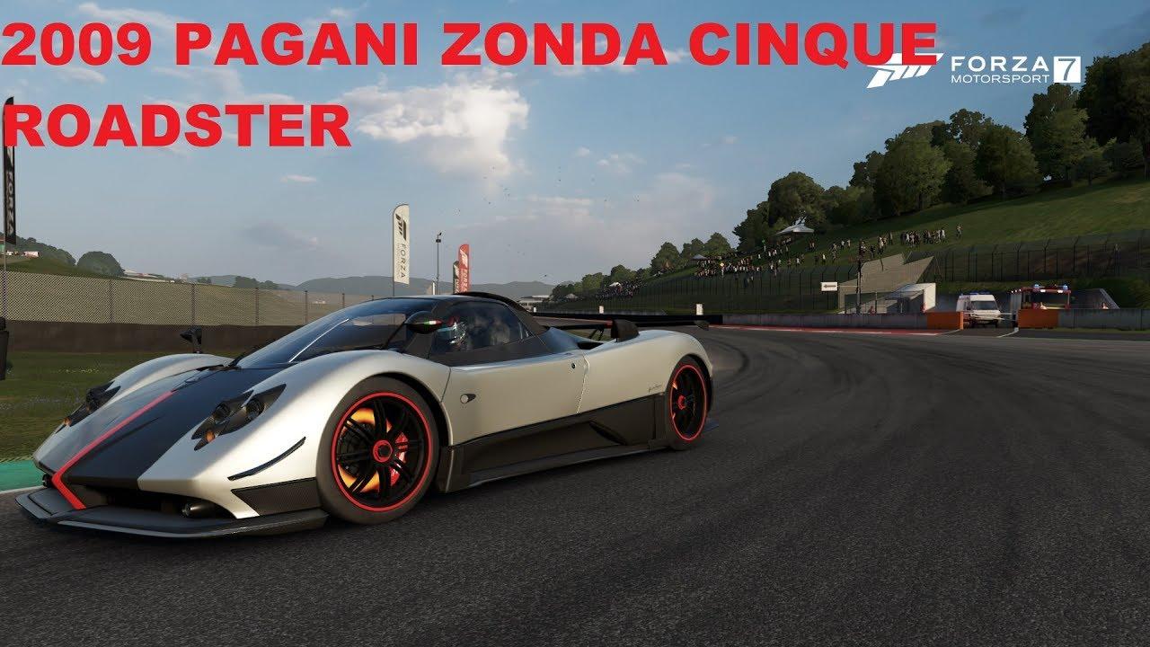 Gran Turismo Sport: PAGANI ZONDA R GT GAMEPLAY | BARCELONA GP .