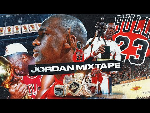 Michael Jordan's HISTORIC Bulls Mixtape | The Jordan Vault