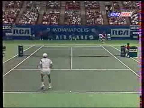 ATP Indianapolis 94 Ferreira vs Delaitre Final