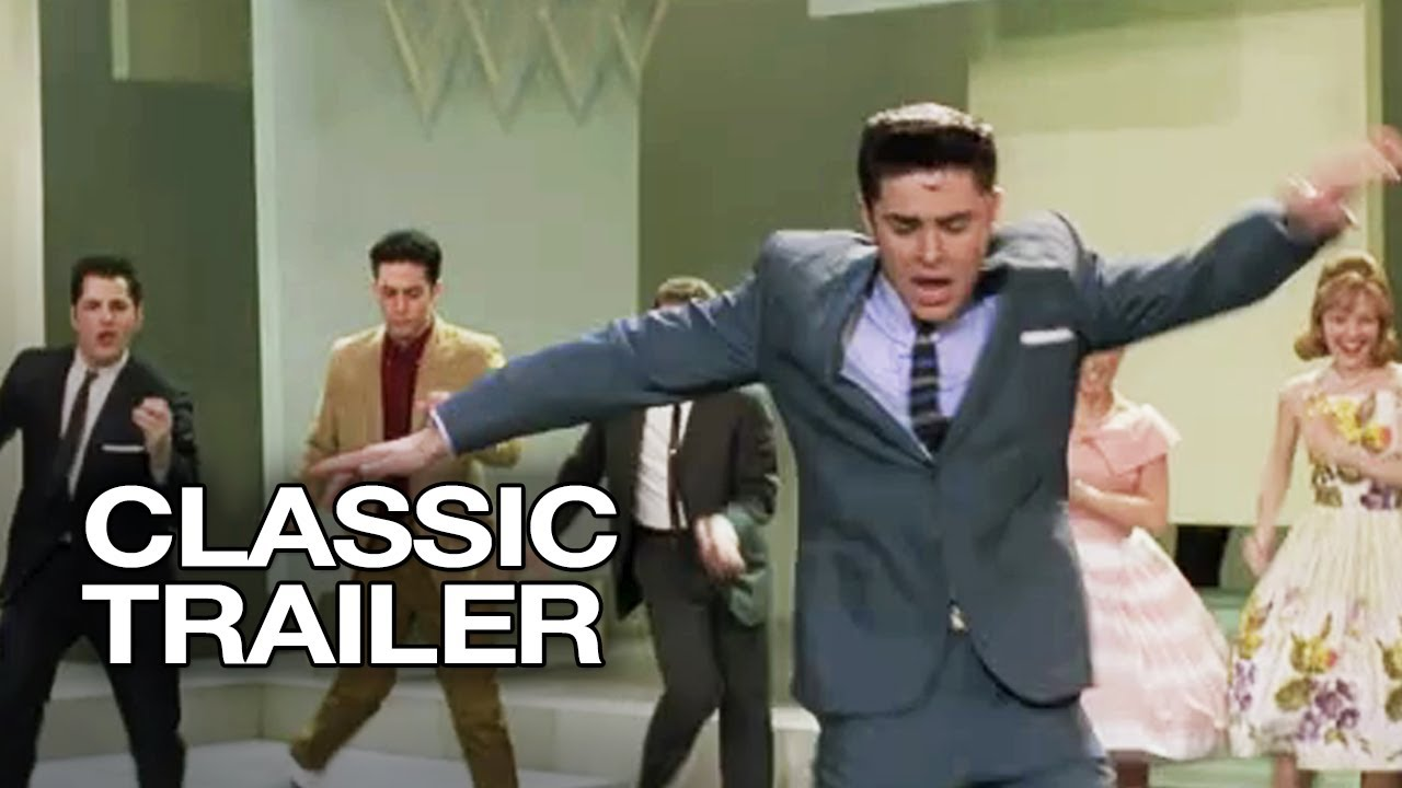 Hairspray 2007 Official Trailer 1 John Travolta Movie Hd