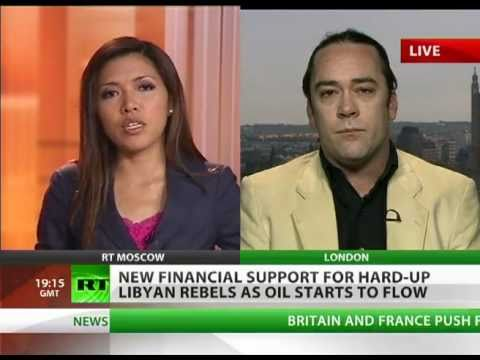 'Libyan gold was globalist game all along'