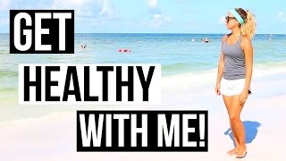 WHAT I EAT IN A DAY 1 | GET HEALTHY WITH ME!