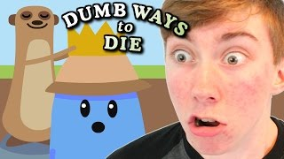 DUMB WAYS TO DIE 2: THE GAMES - Part 6 (iPhone Gameplay Video)