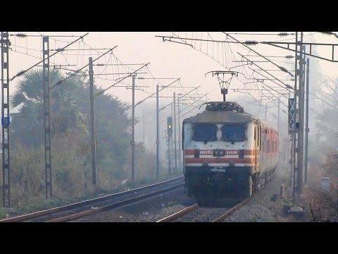 New Attraction of Town... New Delhi Premium AC Special... India's 4th Fastest Train...!