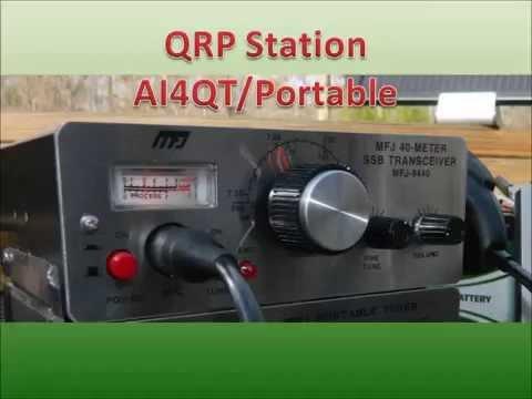 MFJ-9440 - 40 Meter SSB Radio