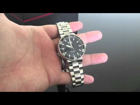 date review hqdefault a watch aquis oris watches contemporary daily wear dive
