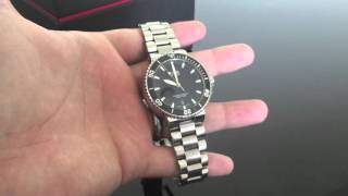Oris Aquis Date 40mm Dive Watch Review - a contemporary daily wear(, 2015-10-03T18:15:28.000Z)