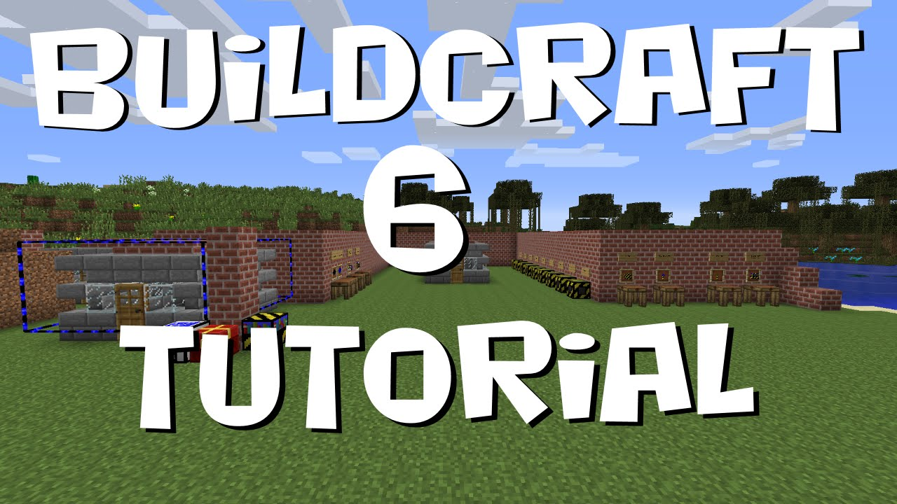 Buildcraft 6 tutorial 2 building builders fillers and related buildcraft 6 tutorial 2 building builders fillers and related items mc 1710 malvernweather Choice Image
