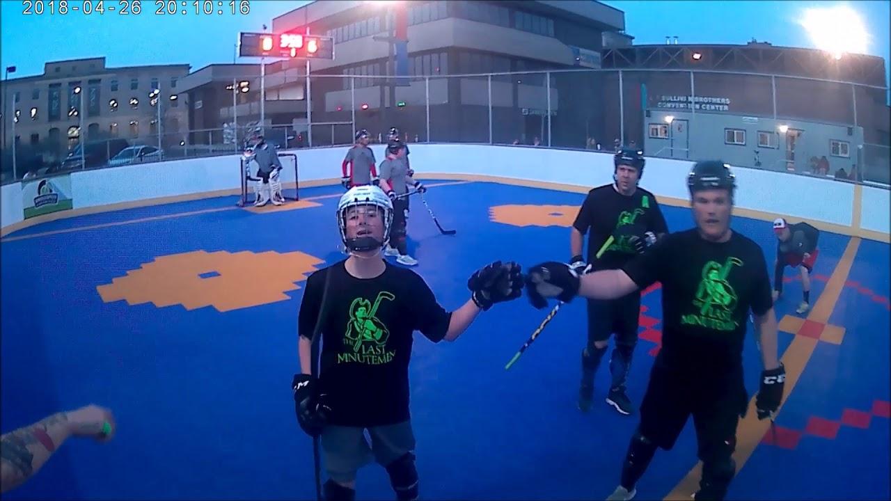 Waterloo Dek Hockey: Last Minutemen Hockey