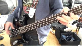 Rage Against The Machine - Bombtrack (Bass Cover) Thumbnail