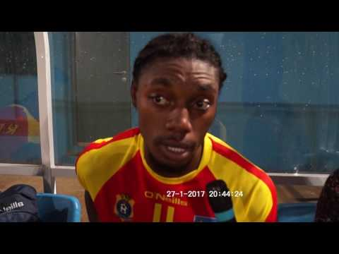 L' interview JORDAN BOTAKA CAN GABON 2017