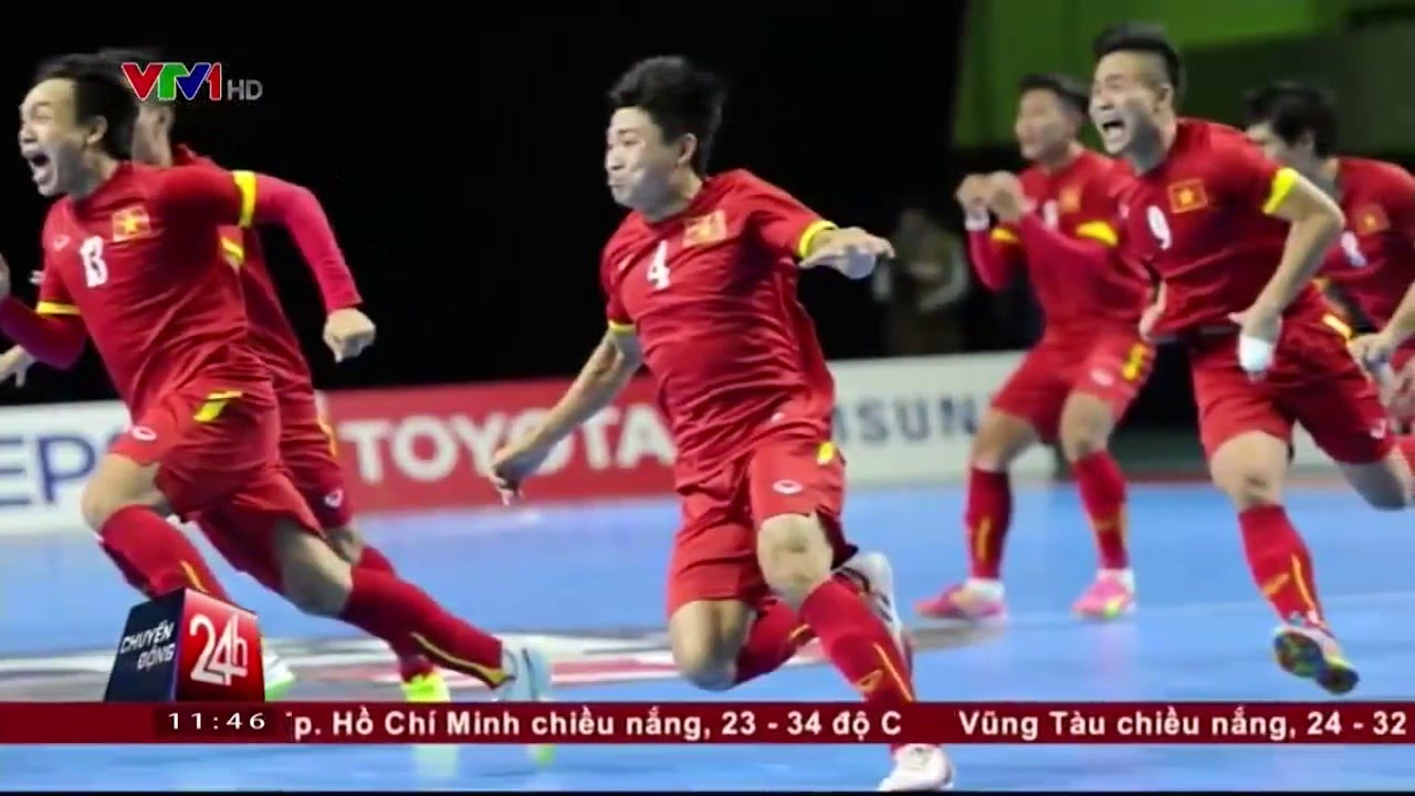 """BTV Bóng đá VTV Quốc Khánh  """"Thắng Nhật Bản trong futsal khó hơn bóng đá"""""""