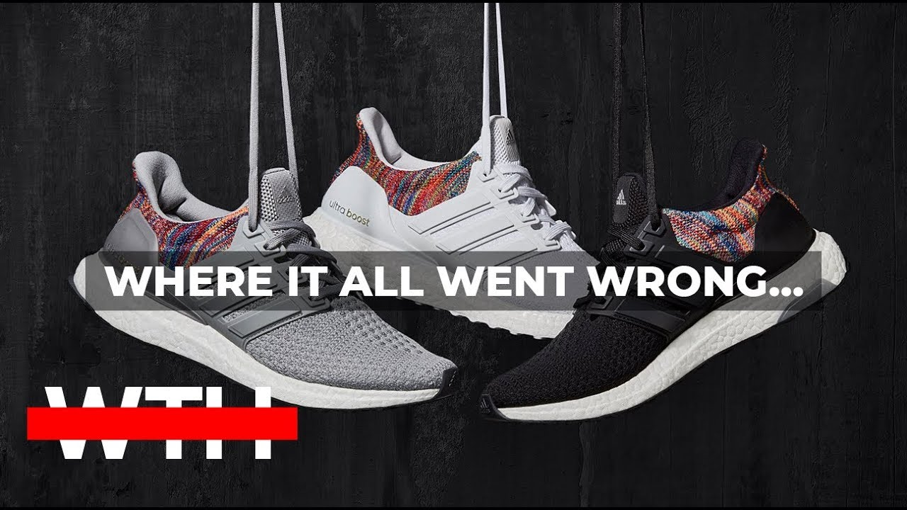 8fa9ed7d5ddd How Adidas F d UP EVERYTHING - YouTube