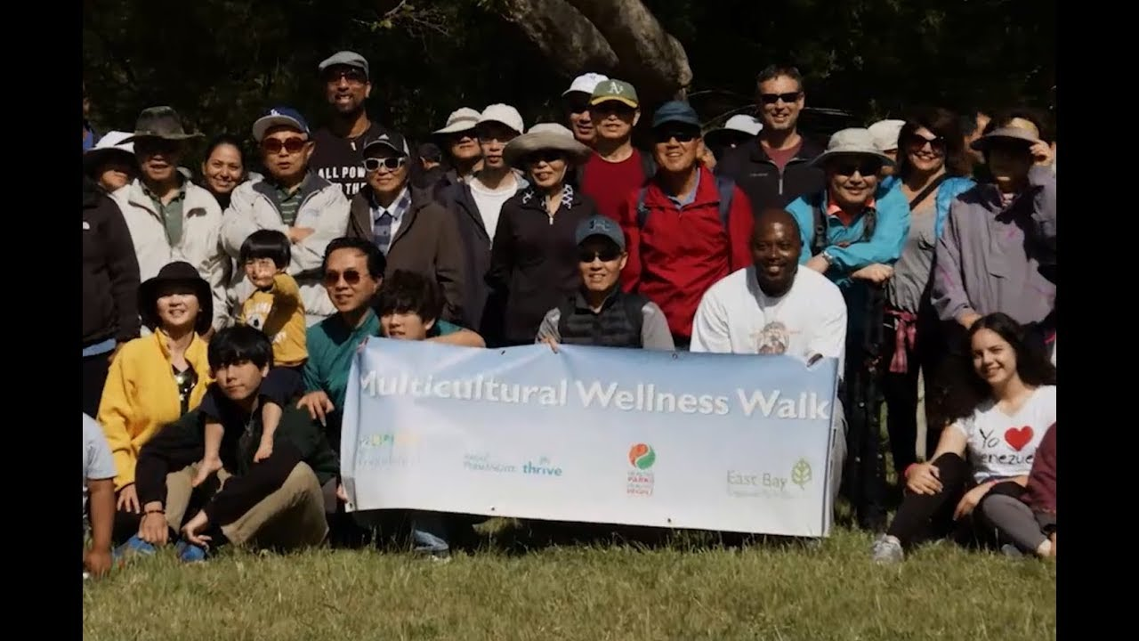 EBRPD - Park Prescriptions: Stay Healthy In Nature Every day (SHINE)
